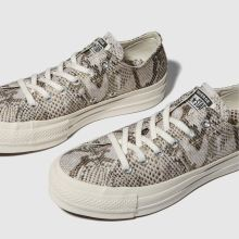 Converse All Star Snake Lift Ox 1
