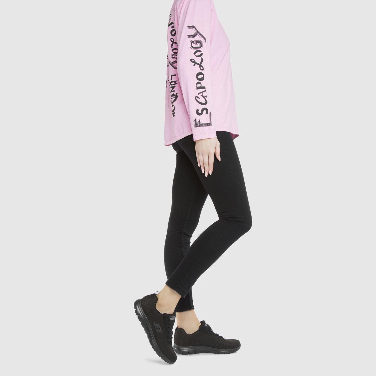 Damen Schwarz skechers Flex Appeal 2.0 Break Free Sneaker | schuh Gute Qualität beliebte Schuhe