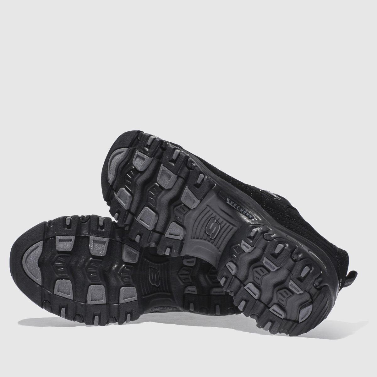 Damen On Schwarz skechers Dlites Play On Damen Sneaker | schuh Gute Qualität beliebte Schuhe f0d8de