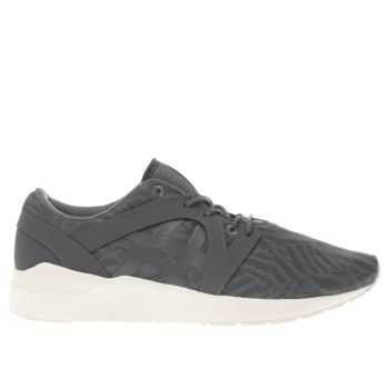Asics Grey Gel-Lyte Komachi Womens Trainers