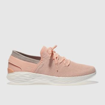 Skechers Peach You Spirit Womens Trainers