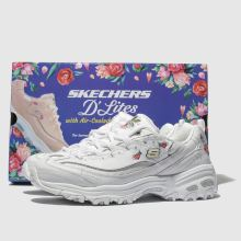 Skechers dlites bright blossoms 1