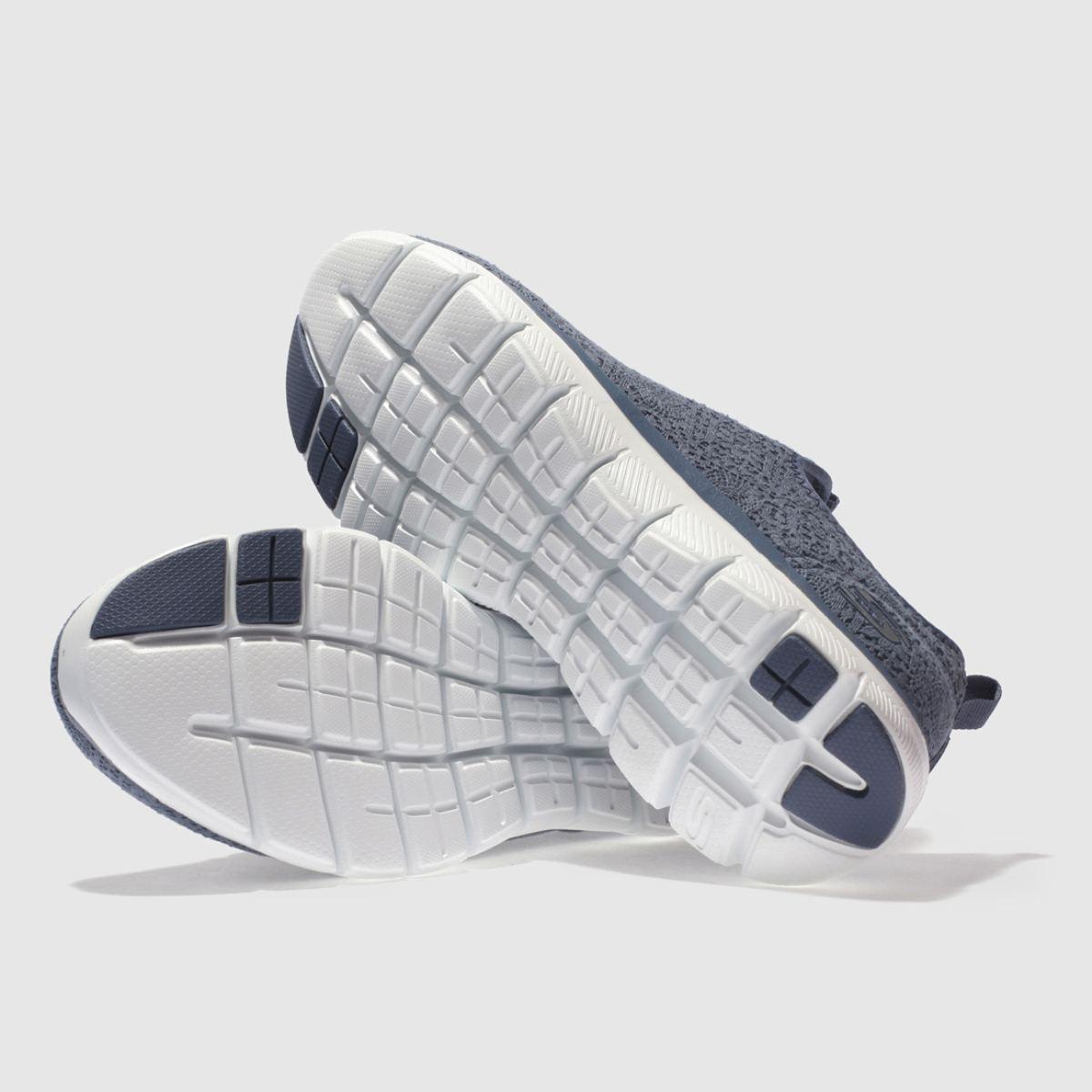 Damen Blau skechers Flex Appeal 2.0 Clear Cut Sneaker   Schuhe schuh Gute Qualität beliebte Schuhe   4b9c34