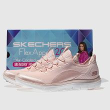 Skechers flex appeal 2.0 mixed media 1