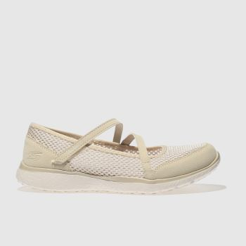 Skechers Natural Microburst Womens Trainers