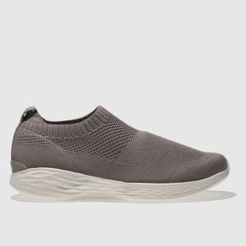 Skechers Mauve You Pure Womens Trainers