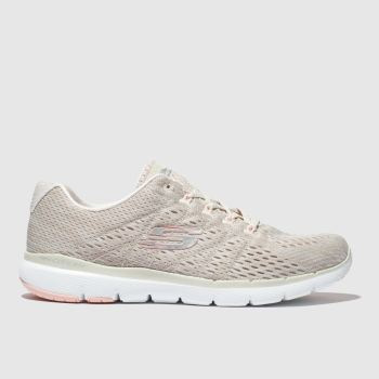Skechers Natural Flex Appeal 3.0 Womens Trainers