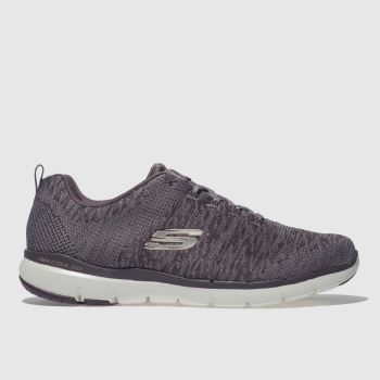 Skechers Purple Flex Appeal 3.0 Womens Trainers