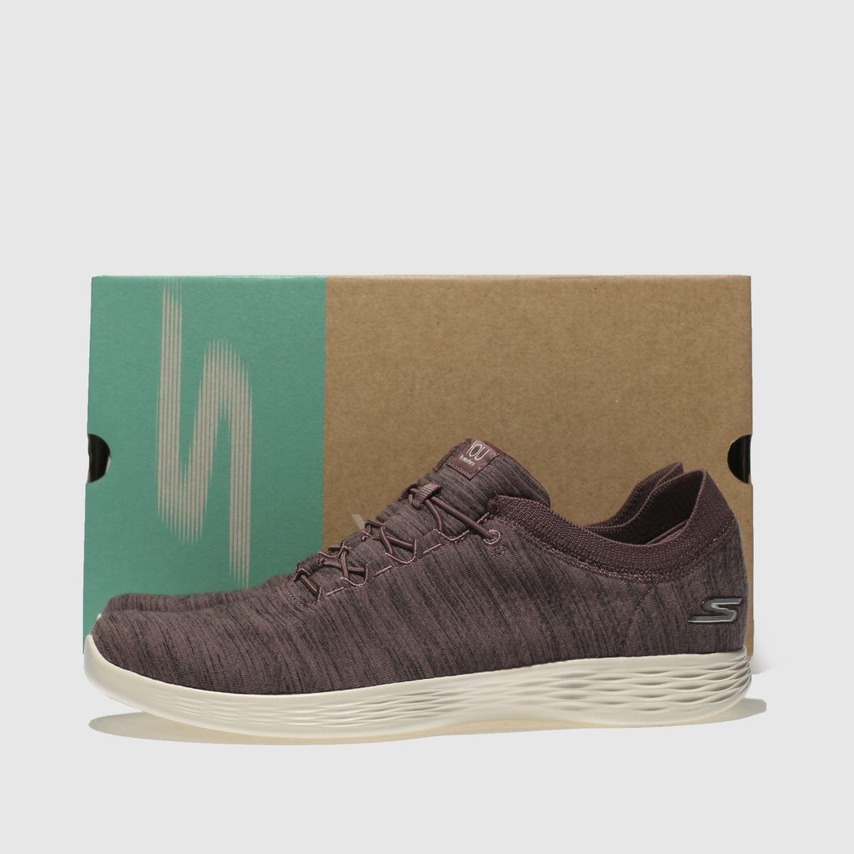 Damen Malve | skechers You Devine Sneaker | Malve schuh Gute Qualität beliebte Schuhe d343b0