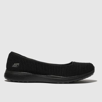 Skechers Black Microburst c2namevalue::Womens Trainers