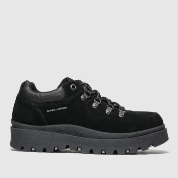 Skechers Black Shindigs Stompin Womens Trainers