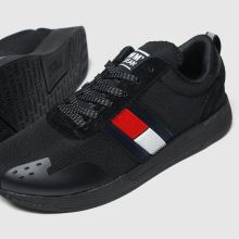 Tommy Hilfiger tj technical pin logo sneaker 1