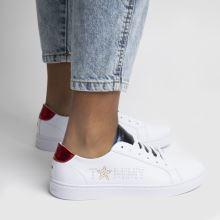 Tommy Hilfiger Star Metallic Sneaker 1