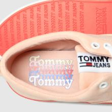 Tommy Hilfiger Tj Pastel Color Lace Up 1