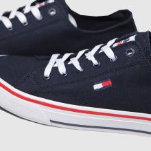 Tommy Hilfiger Long Lace Up Sneaker 1