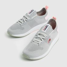 Tommy Hilfiger Flexi Knitted Sneaker 1
