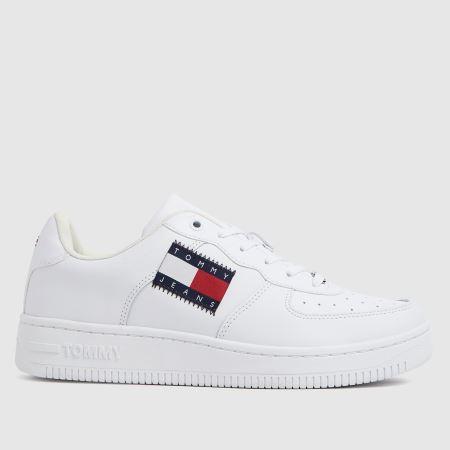 Tommy Hilfiger Low Cut Flag Basket Sneakertitle=