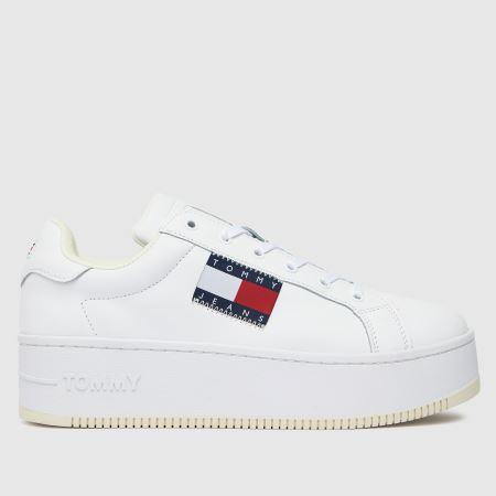 TommyHilfiger Flatform Flag Sneakertitle=