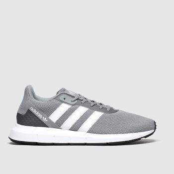 Adidas Grey Swift Run Rf c2namevalue::Womens Trainers