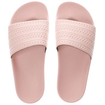 ad485f8be womens pale pink adidas adilette sandals
