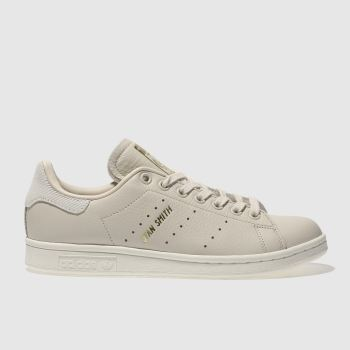 Adidas Natural Stan Smith Womens Trainers