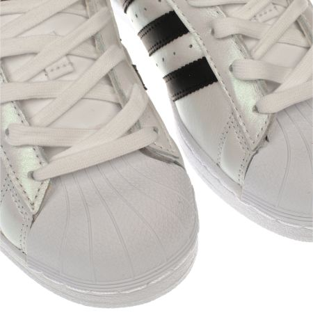 adidas white black superstar on sale > OFF44% Discounted