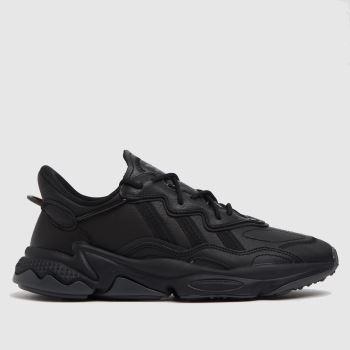 adidas Black Ozweego Trainers