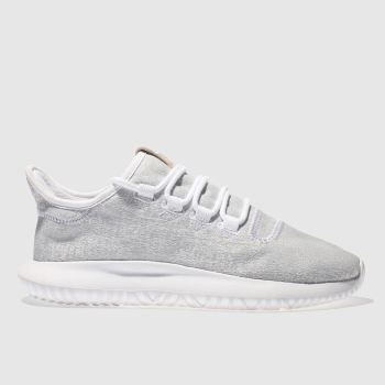 Adidas Grey Tubular Shadow Womens Trainers