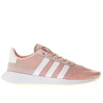 ADIDAS PEACH FLB TRAINERS