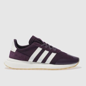 Adidas Purple FLB Trainers