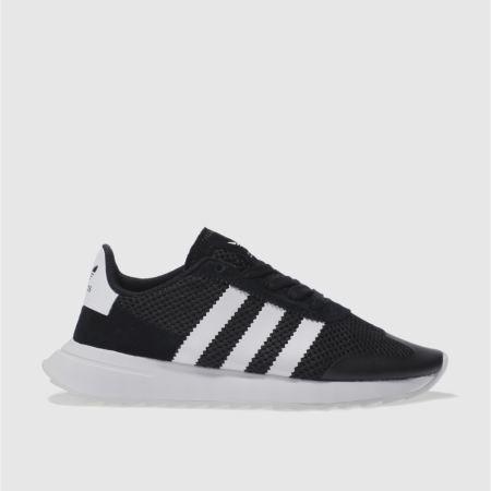 black and white womens adidas