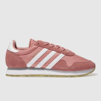 Adidas Orange Haven Womens Trainers