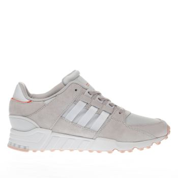 ADIDAS LILAC EQT SUPPORT RF TRAINERS