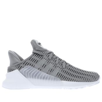 ADIDAS LIGHT GREY CLIMACOOL 02.17 TRAINERS