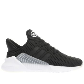 Adidas Black Climacool 02.17 Womens Trainers