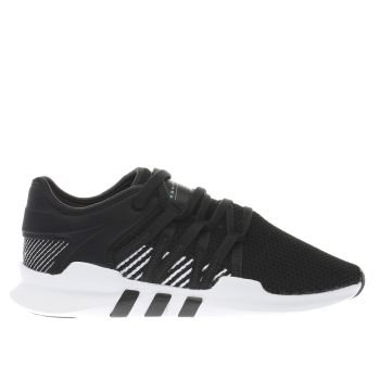 Adidas Black Eqt Racing Adv Womens Trainers