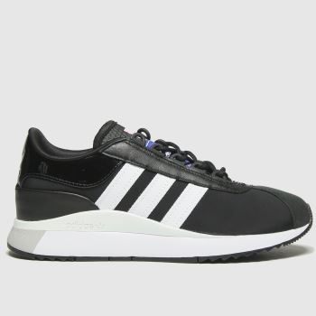 adidas Black Andrige Womens Trainers