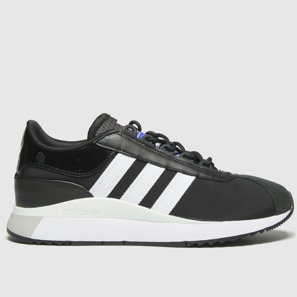 Adidas Black Andrige Trainers