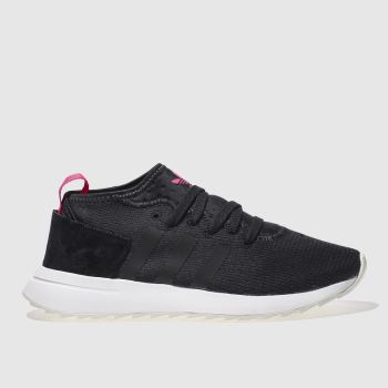Adidas Black Flb Mid Womens Trainers