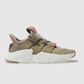 ADIDAS BEIGE PROPHERE TRAINERS