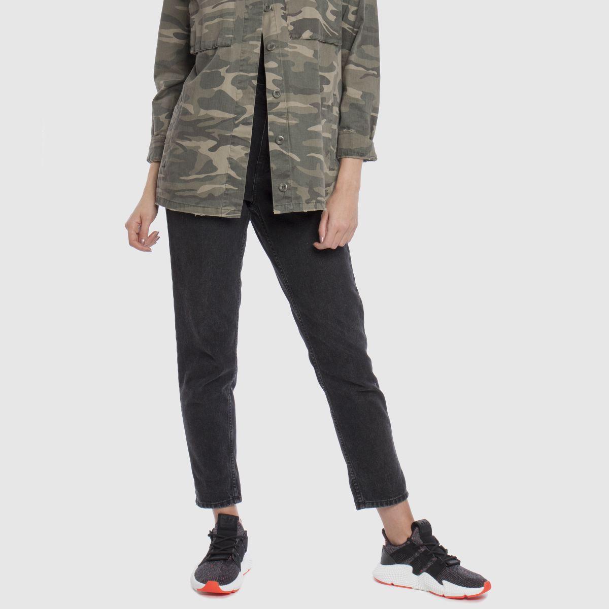 Damen Schwarz-rot adidas Prophere Sneaker   schuh Gute Qualität beliebte Schuhe