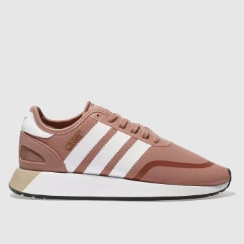 Adidas Pink N-5923 Womens Trainers