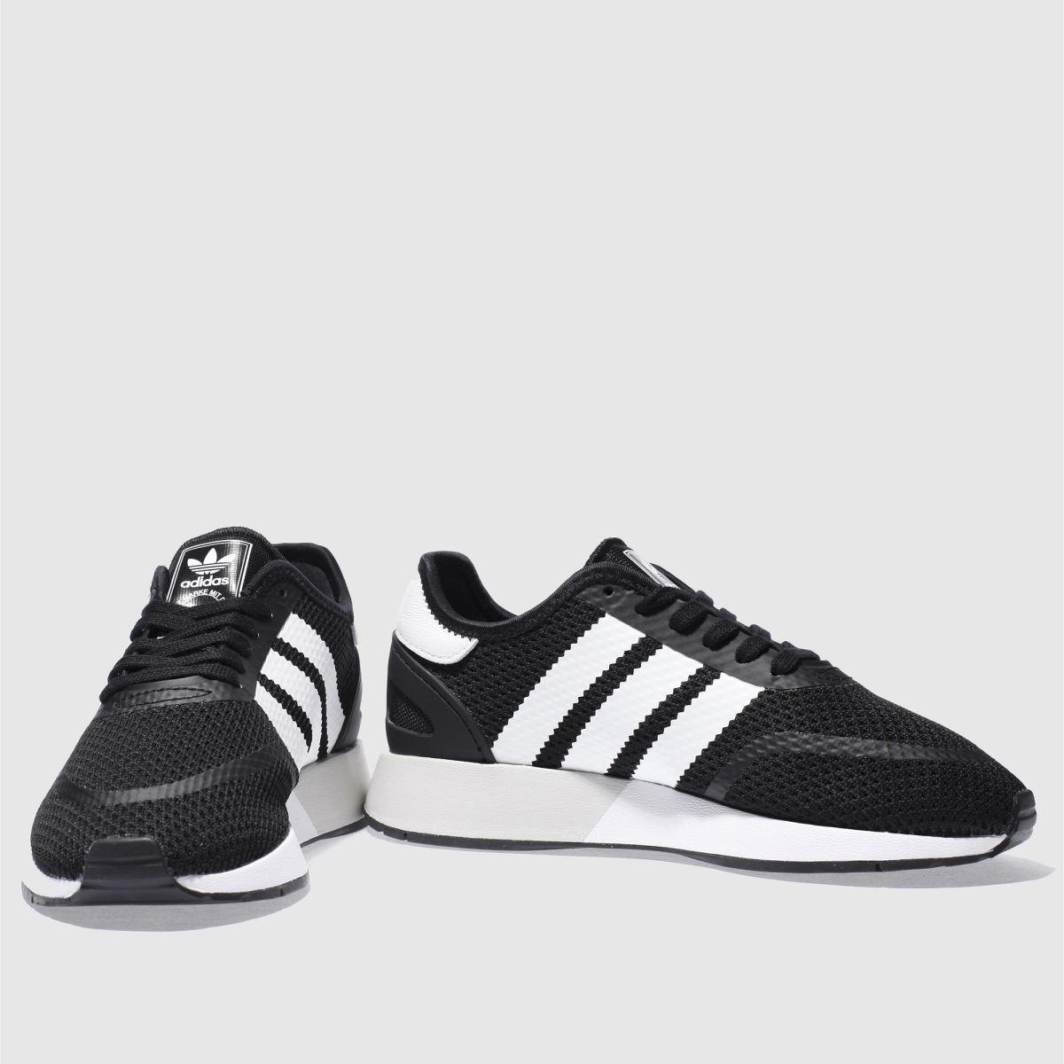 Damen Schwarz-weiß adidas N-5923 Sneaker | schuh Gute Qualität beliebte Schuhe