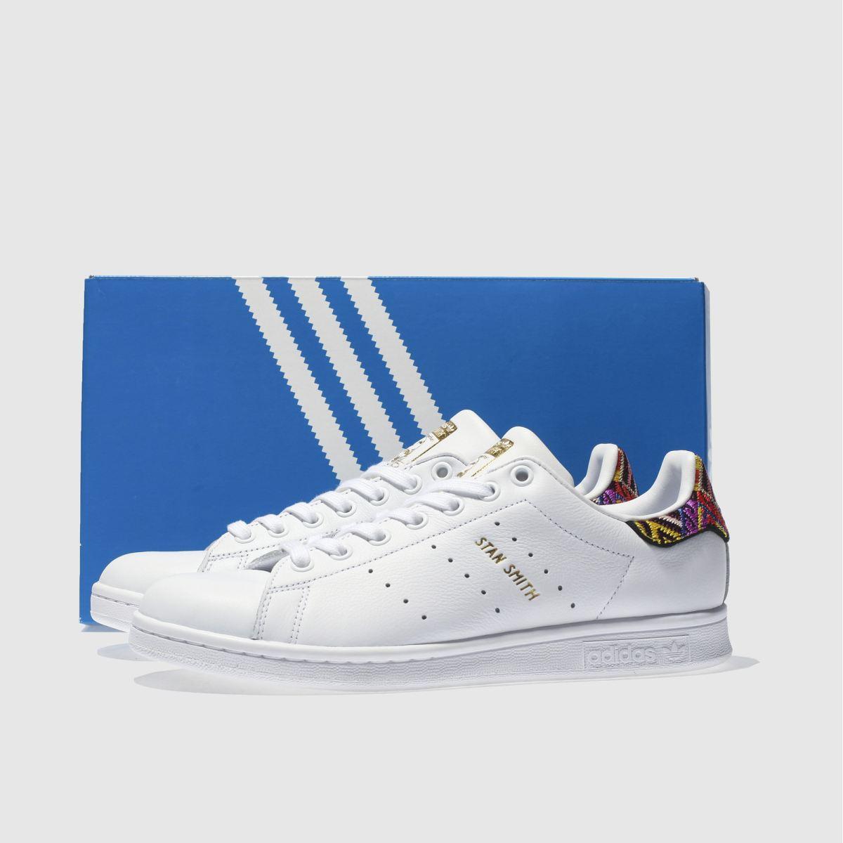 Damen Weiß adidas Stan Gute Smith Sneaker | schuh Gute Stan Qualität beliebte Schuhe de6c5e