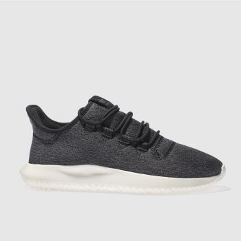 Adidas Black & White Tubular Shadow Womens Trainers