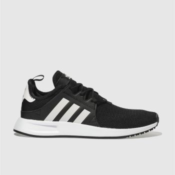 Adidas Black & White X_plr c2namevalue::Womens Trainers