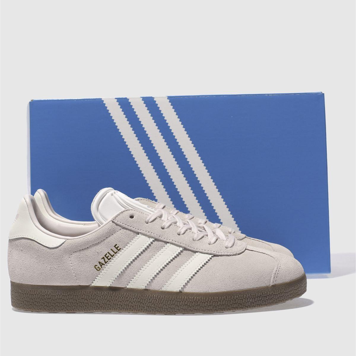Damen Hellviolett adidas Gazelle Gute Suede Sneaker | schuh Gute Gazelle Qualität beliebte Schuhe a1849b