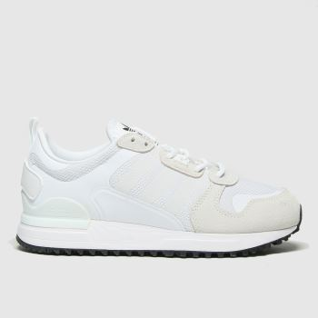 adidas White Zx 700 Hd Womens Trainers#