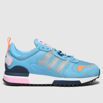 adidas Navy & Green Zx 700 Hd Womens Trainers