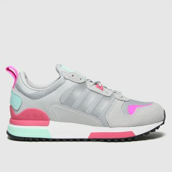 adidas Grey Zx 700 Hd Womens Trainers